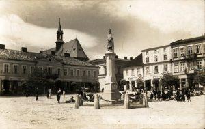 Bocheńskie pomniki