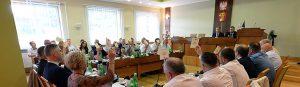 Rada Miasta przyjęła Gminny Program Rewitalizacji
