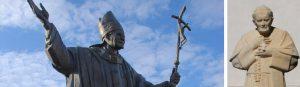 Pomniki Ojca Świętego Jana Pawła II