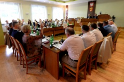 XLII Sesja Rady Miasta Bochnia