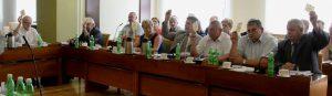 Rada Miasta przyjęła Uchwałę ws. wyznaczenia obszaru zdegradowanego iobszaru rewitalizacji