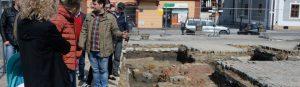 """Komunikat ws. badań archeologicznych prowadzonych wramach programu """"Rewitalizacji centrum miasta Bochnia"""""""