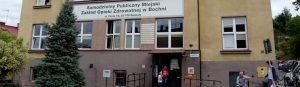 Budynek Samodzielnego Publicznego Miejskiego Zakładu Opieki Zdrowotnej wBochni