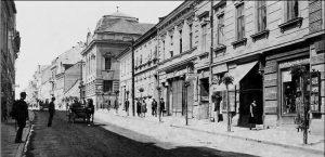 Bocheńskie ulice